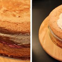 Steg-för-Steg: Att täcka en tårta