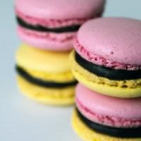 Recept: Makroner / Macarons