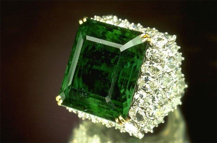 Beryl verde