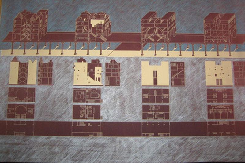 Steven Holls Bridge of Houses 19791982  SOCKS