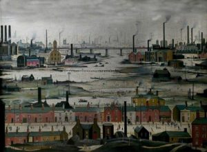 L S Lowry The Project Of The Working Class Environment