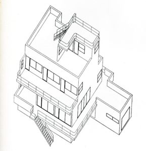 Axonometric Projections as a Project: Drawings by Alberto