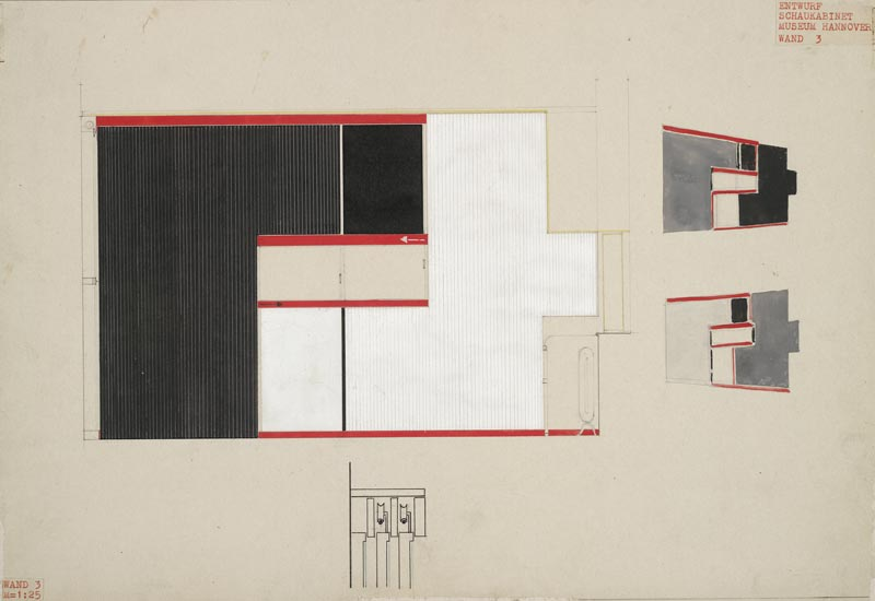 El Lissitzkys Cabinet of Abstraction  SOCKS