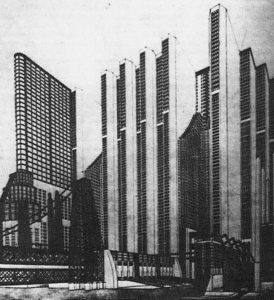 Drawings And Visions By Other Italian Futurist