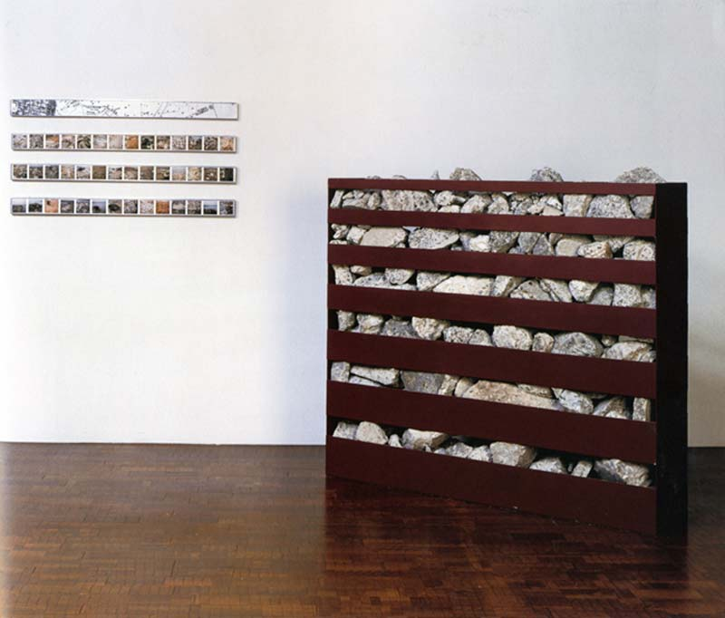 Robert Smithson: Line of Wreckage Bayonne New-Jersey (1968)