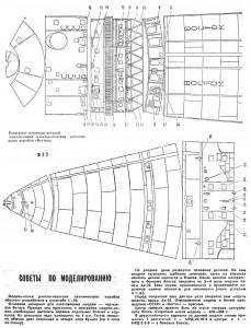 Vostok Spacecraft Modules