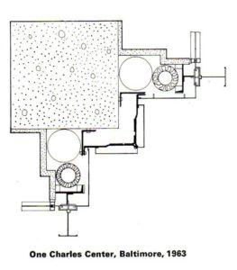 Corner Solutions of Mies Van Der Rohe's towers (John