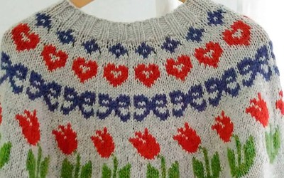 Tulipán Sweater