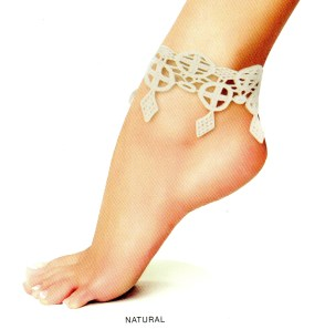 Me Moi Celtic Ankle Bracelet Foot Jewelry