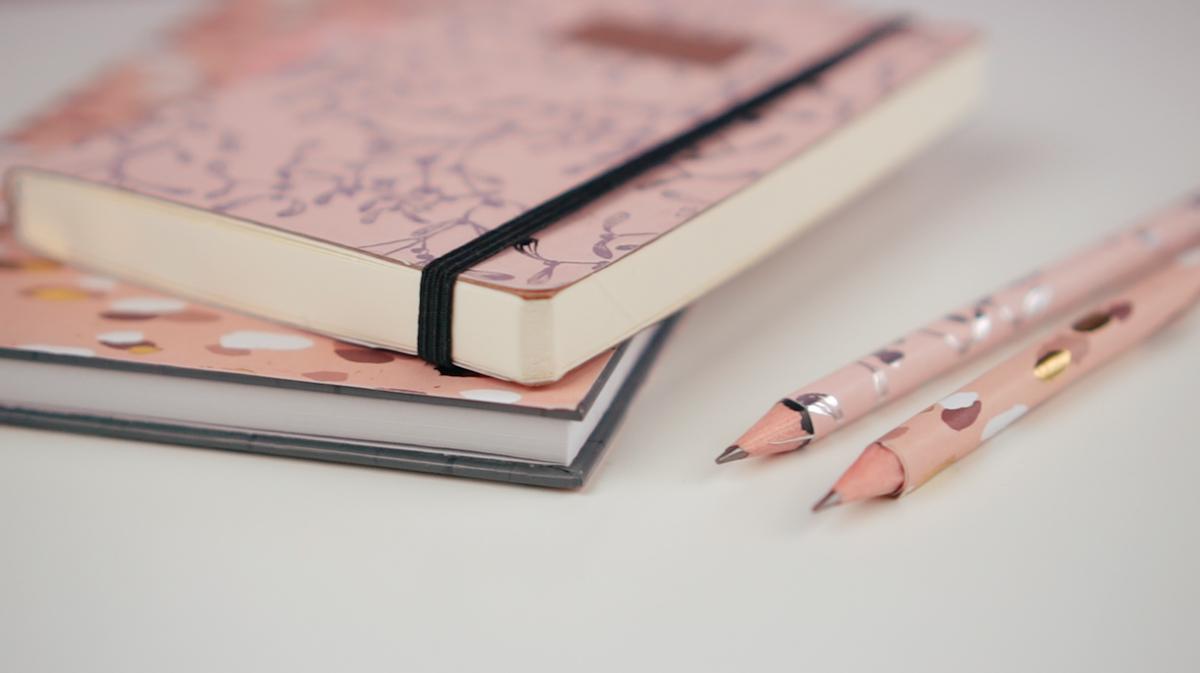 Notizbuch Gestalten Mit Dekopapier Geschenke Selber Machen