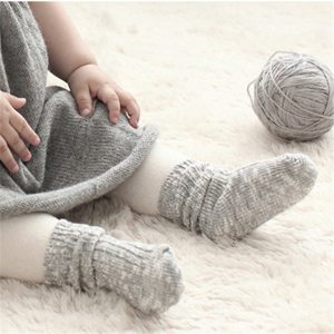 babies wool socks
