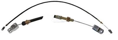Câble déverrouillage crochet attelage pour Ford New