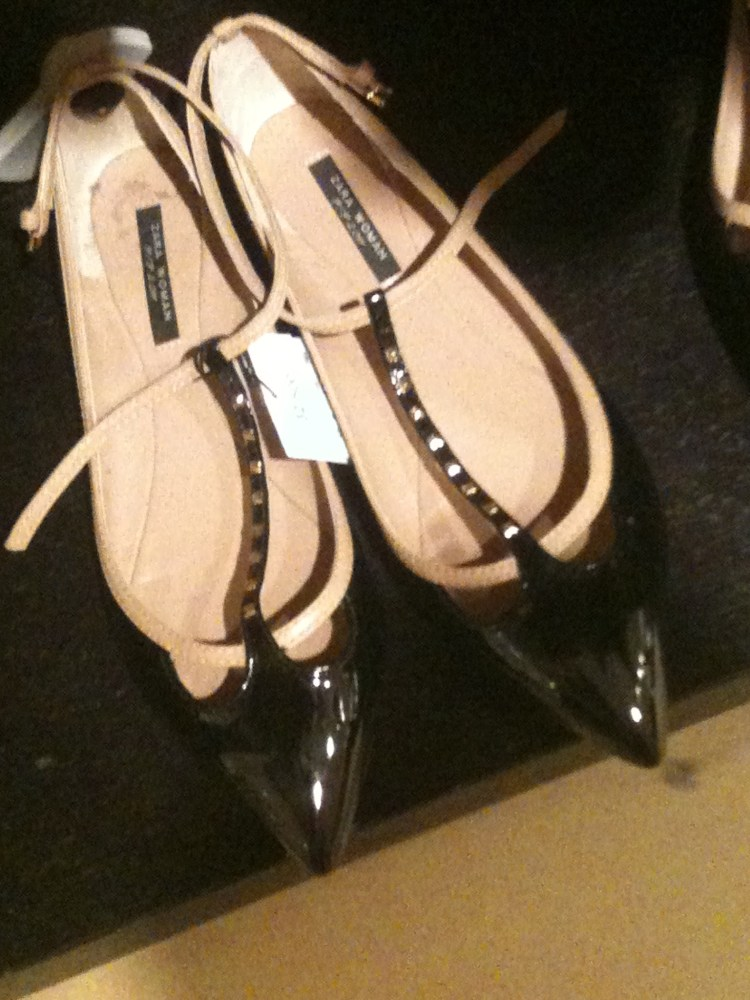 Valentino shoes look alike at Zara (5/5)