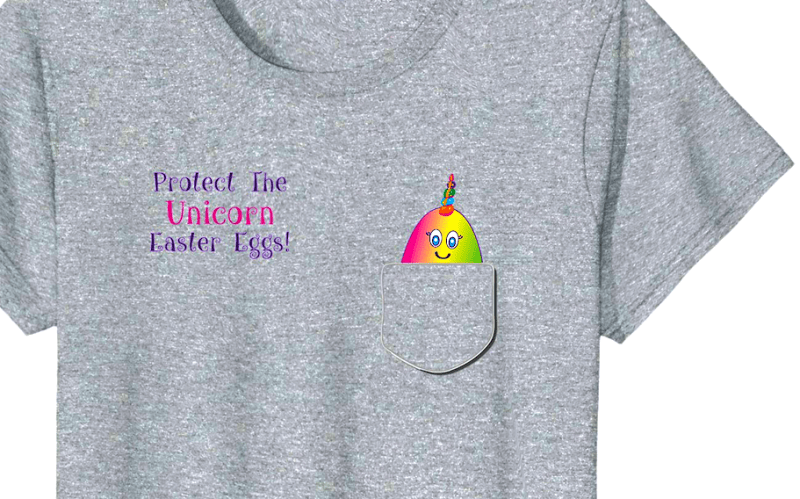 Protect The Unicorn Easter Eggs