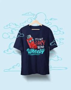 Funny Asthma Shirt