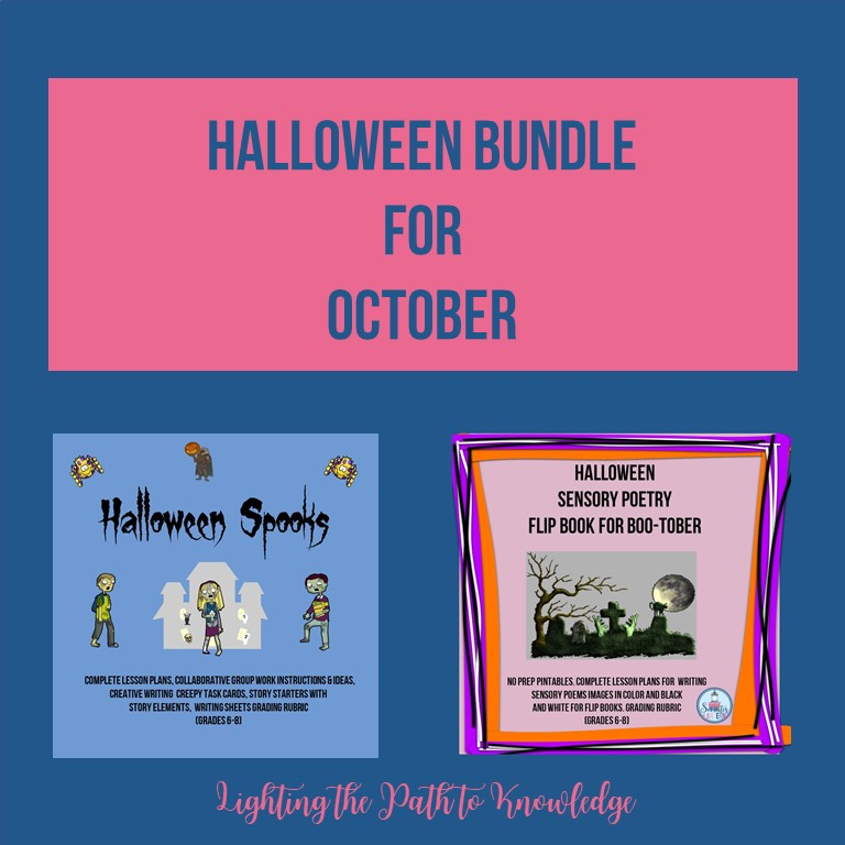 Halloween Bundle for October