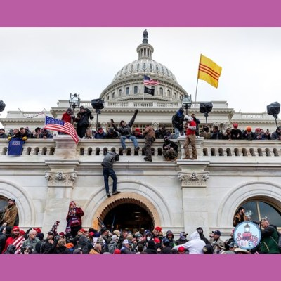 Chaos at the Capitol! How to Talk to Your Students About It?