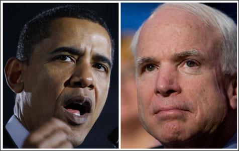 Sen.'s Obama and McCain