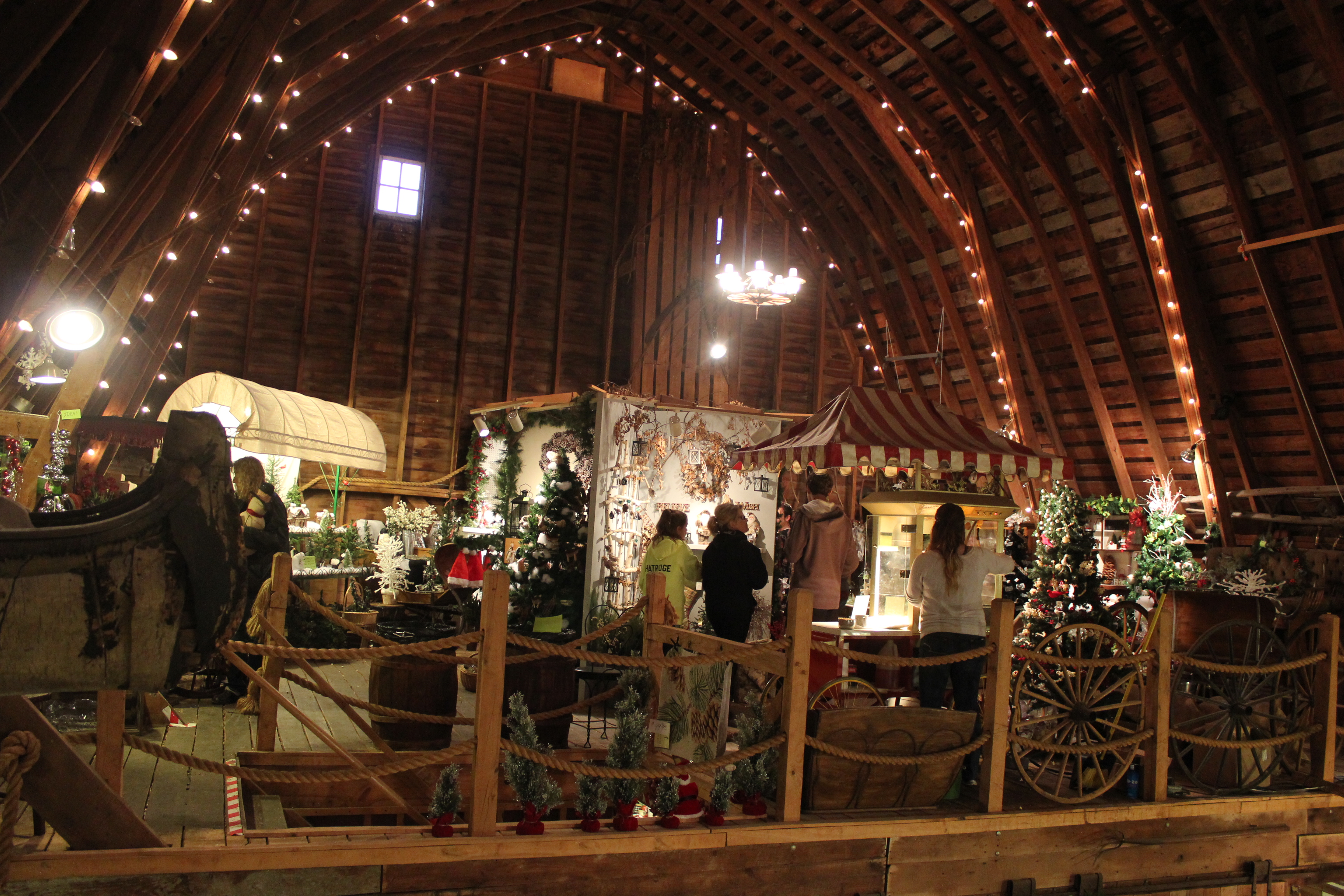 The Christmas Barn is for All Ages  South County News