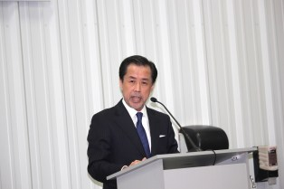 Junya Suzuki, president of Nissha Printing Co., Ltd.