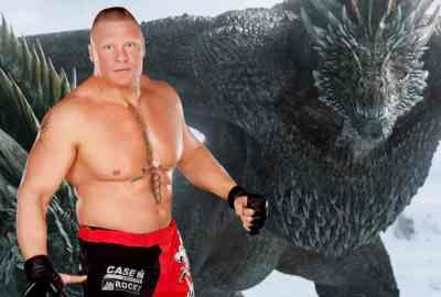 Brock Lesnar shocks WWE Universe with Game of Thrones Appearance 2