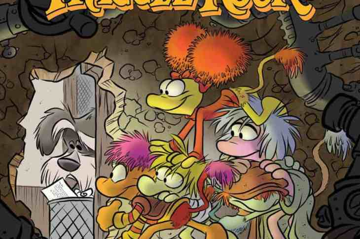 Fraggle Rock, Jim Henson, Muppets