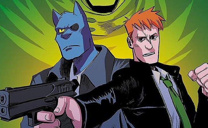 Spencer and Locke, Comics, Action Lab, Danger, Zone, Fun, Mature, Read