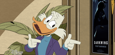 [CAPED CRUSADING] DuckTales: The Duck Knight Returns 3