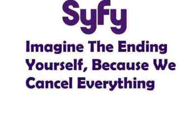 6 Cancelled SyFy Shows Worth Discovering 1