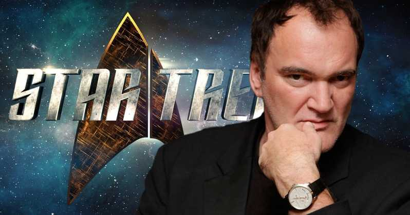 [GALACTIC NEWS] Quentin Tarantino Rumored for Next Star Trek 1