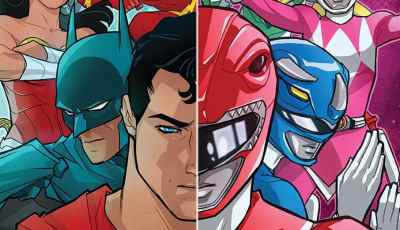 [REVIEW] Justice League/Power Rangers – an action-packed crossover 5