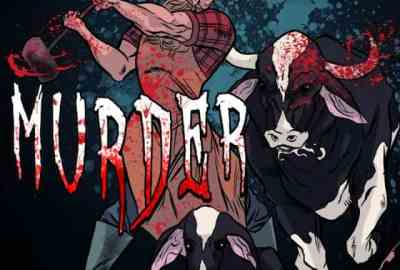 MURDER #1 - Or, Introduction To Bovine University! 5