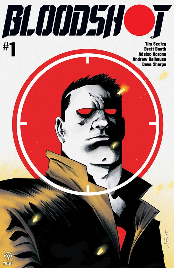 BLOODSHOT #1 - Step by Step Introduction into the world of Bloodshot 1