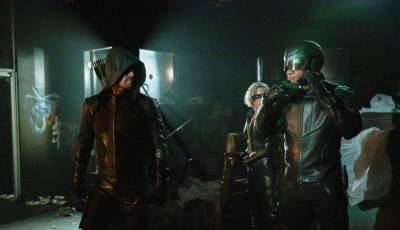 Arrow - The Beginning of an Epic Finale 2