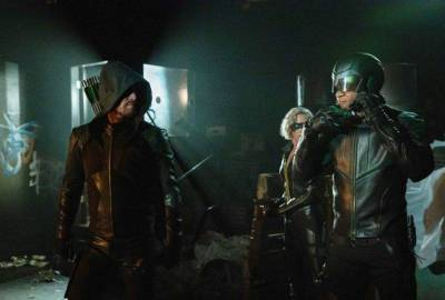 Arrow - The Beginning of an Epic Finale 8