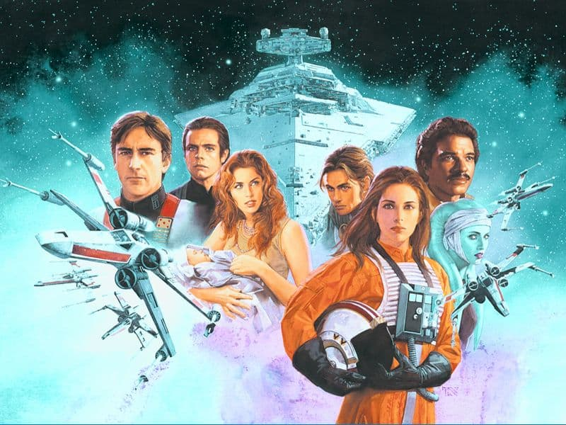 How STAR WARS EPISODES VII, VIII, AND IX Should Have Gone 1