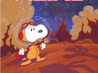 SNOOPY: A BEAGLE OF MARS - When Imagination Goes Out Of Control 3