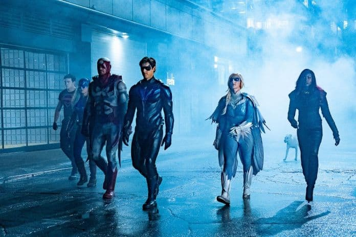 TITANS SEASON 3 - My Predictions for the DC Universe Series 1