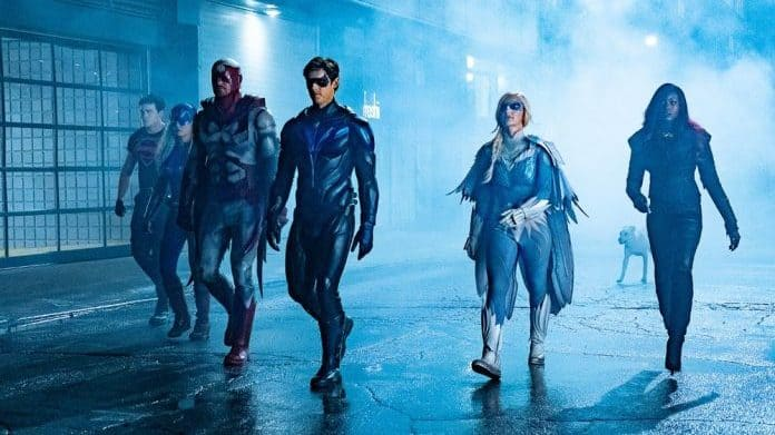 TITANS SEASON 3 - My Predictions for the DC Universe Series 7