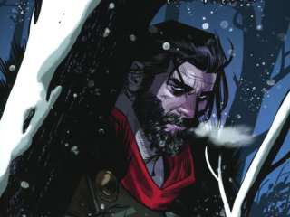 Back in Time with Grant Morrison and Dan Mora's Santa Klaus 11