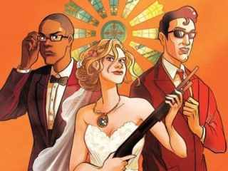 GOING TO THE CHAPEL TPB – You can Run but you can't Bride 5