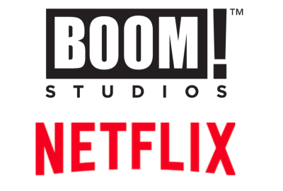 NETFLIX strikes deal with Comic Book Publisher BOOM! Studios 1