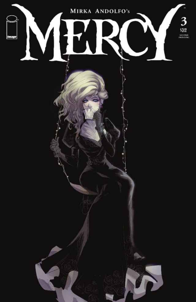 Mercy #3 - Review