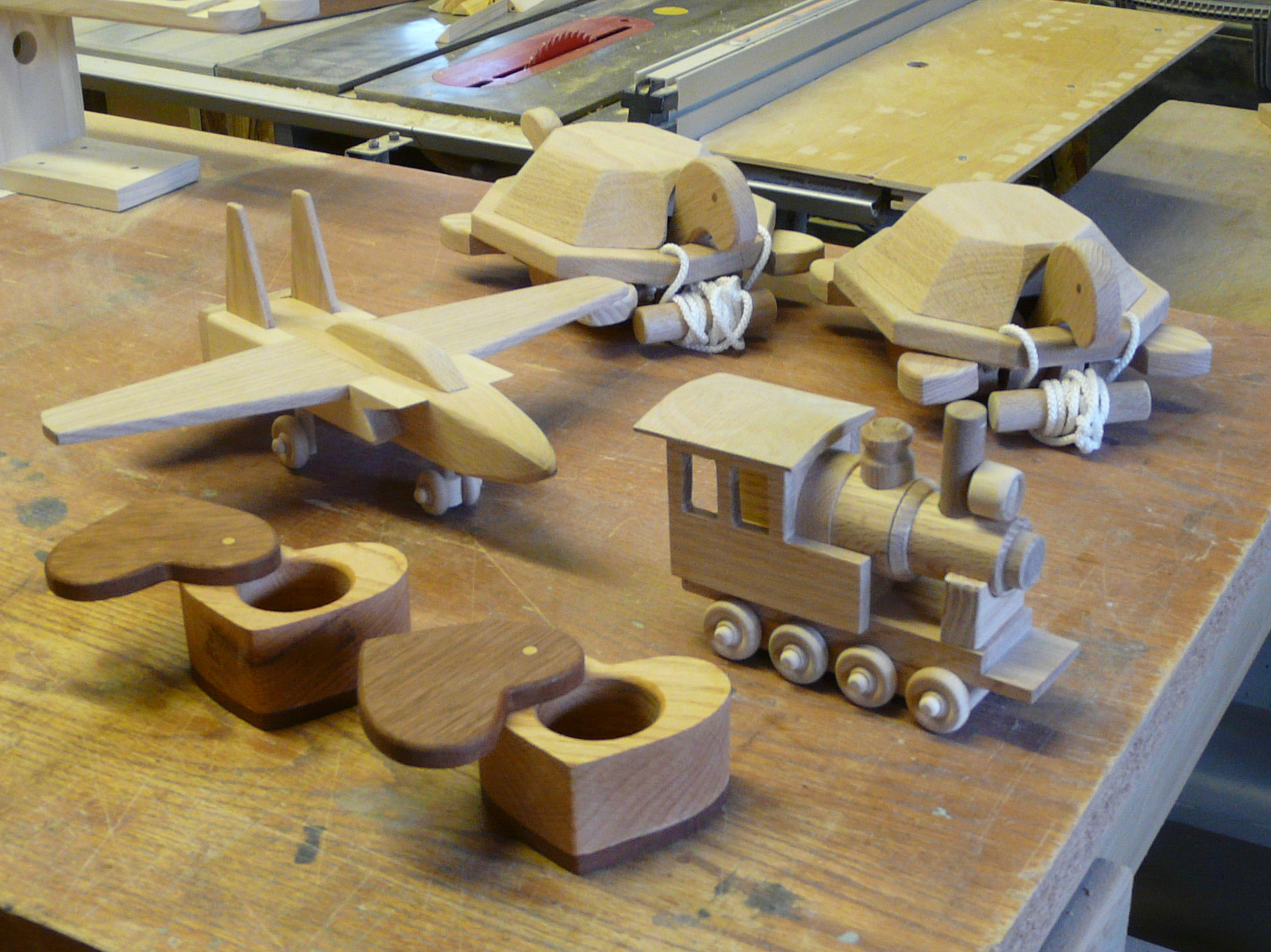 Wooden Toy Train Plans Free