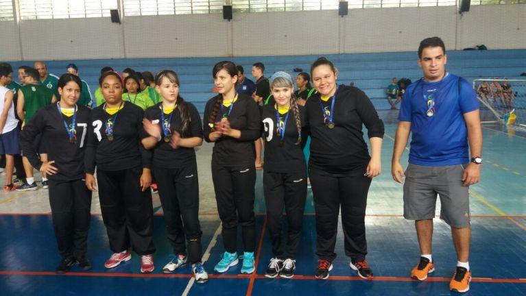 Participação na 1ª Copa Goalball em Leopoldina – MG
