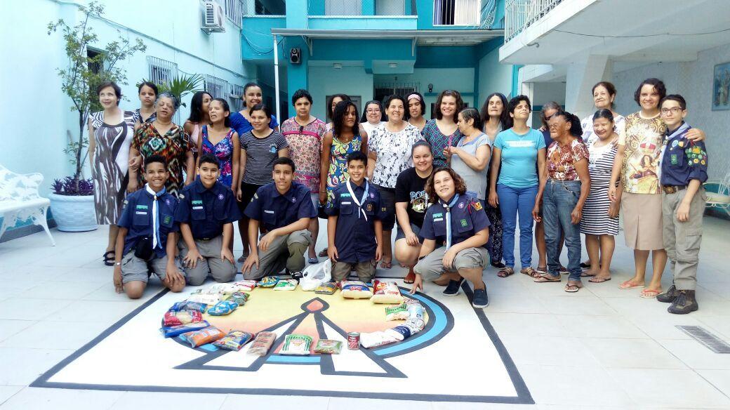Grupos de escolas visitam Sodalício e assistem apresentações do coral