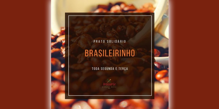 Brasserie Cidade Nova – Uma linda parceria
