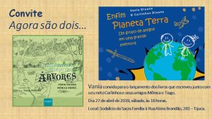 O Sodalício, a motosserra e o Planeta Terra