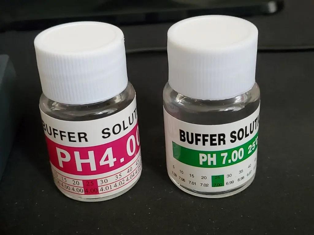 PH 校正液