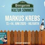 Markus Krebs schon im Juni in Hilfarth!